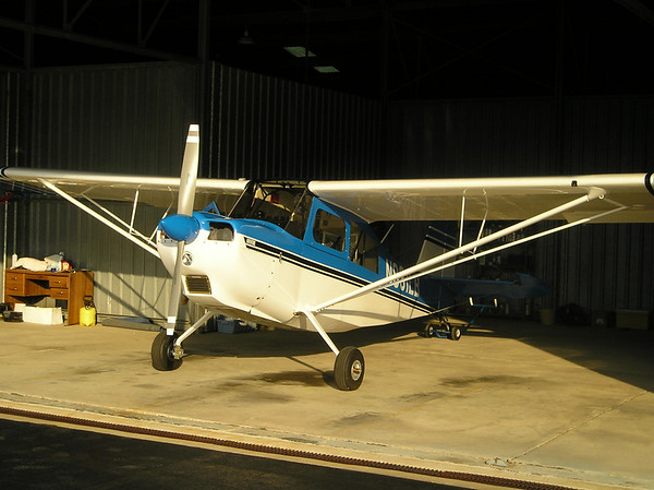N831LB Citabria 7GCAA For Sale (Nov 2012)
